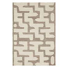 Buy John Lewis Toltec Looped Rug, Natural Online at johnlewis.com