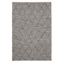 Buy John Lewis Guernsey Rug, Grey Online at johnlewis.com