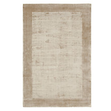 Buy John Lewis Hotel Orontium Rug, Gold Online at johnlewis.com