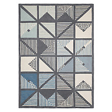 Buy Lindsey Lang Kalid Rug, Multi Online at johnlewis.com