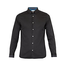 Buy Ted Baker Algravy Satin Stretch Shirt Online at johnlewis.com
