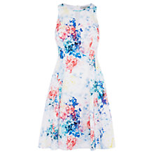 Buy Coast Vilmoura Print Yasmin Dress, Multi Online at johnlewis.com