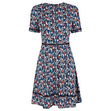 Buy Oasis Ditsy Skater Dress, Multi Online at johnlewis.com