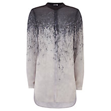 Buy Mint Velvet Victoria Print Blouse, Multi Online at johnlewis.com