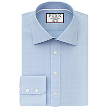 Buy Thomas Pink Harvey Check Slim Fit Shirt Online at johnlewis.com