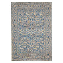 Buy John Lewis Otello Rug, Turquoise Online at johnlewis.com