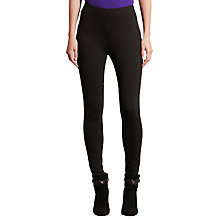 Buy Lauren Ralph Lauren Zevlin Leggings, Black Online at johnlewis.com