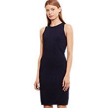 Buy Lauren Ralph Lauren Lorcette Dress, Lighthouse Navy Online at johnlewis.com