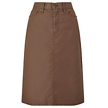 Buy Lauren Ralph Lauren Jacquelie Pencil Skirt, Alpine Brown Online at johnlewis.com