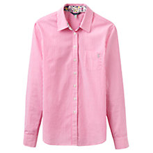 Buy Joules Lucie Semi-Fitted Stripe Shirt Online at johnlewis.com