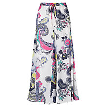 Buy East Nico Print Skirt, Multi Online at johnlewis.com