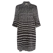Buy Hobbs Marci Dress, Multi Online at johnlewis.com