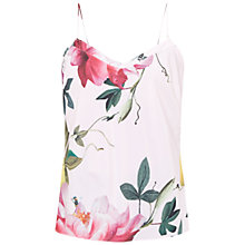 Buy Ted Baker Citrus Bloom Cami Top Online at johnlewis.com