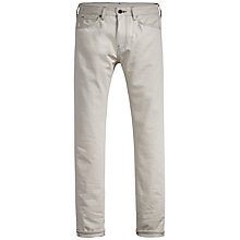Buy Levi's Made & Crafted Tack Slim Denim Jeans, Risotto Selvedge Online at johnlewis.com