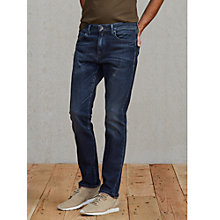 Buy Levi's Tack Slim Fit Jeans, Grey Online at johnlewis.com
