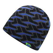 Buy Skogstad Children's Linnekleppen Knitted Hat, Peacoat Online at johnlewis.com