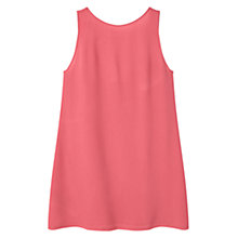 Buy Mango Flowy Dress, Medium Pink Online at johnlewis.com