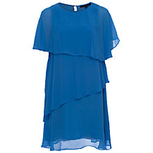 Buy French Connection Midsummer Dream Dress, Vista Blue Online at johnlewis.com
