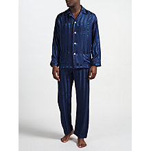 Buy Derek Rose for John Lewis Silk Pyjamas Online at johnlewis.com