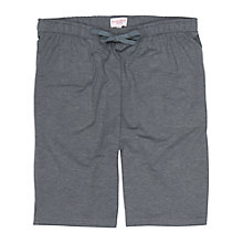 Buy Derek Rose Marlowe Modal Lounge Shorts, Grey Online at johnlewis.com