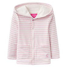 Buy Baby Joule Cuddle Striped Jumper, Pink Online at johnlewis.com