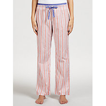 Buy Calvin Klein Lively Stripe Pyjama Bottoms, Multi Online at johnlewis.com