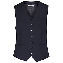 Buy Reiss George Slim Fit Waistcoat, Navy Online at johnlewis.com
