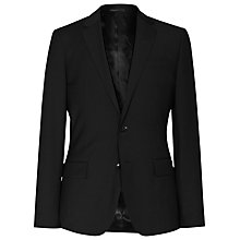Buy Reiss George Slim Fit Suit Jacket, Black Online at johnlewis.com