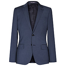 Buy Reiss George Slim Fit Suit Jacket, Airforce Online at johnlewis.com