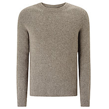 Buy Samsoe & Samsoe Butler Wool Jumper, Fungi Melange Online at johnlewis.com