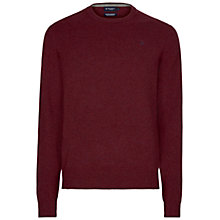 Buy Hackett London Crew Neck Jumper Online at johnlewis.com