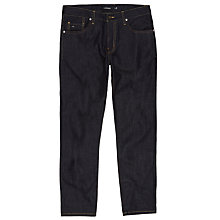 Buy J Lindeberg Jay Constructed Denim Jeans, Dark Blue Online at johnlewis.com