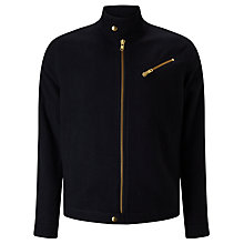 Buy Samsoe & Samsoe Shields Jacket, Total Eclipse Online at johnlewis.com