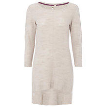 Buy White Stuff Painters Tunic Jumper, Mid Grey Online at johnlewis.com