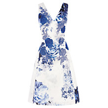 Buy Coast Alba Print Kate-Mae Dress, Multi Online at johnlewis.com