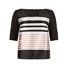 Buy Damsel in a dress Electra Top, Multi Online at johnlewis.com