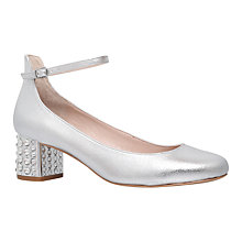 Buy Carvela Guess Block Heeled Court Shoes Online at johnlewis.com