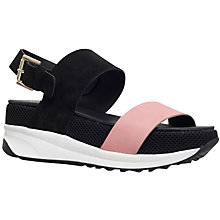 Buy KG by Kurt Geiger Neutron Sport Flatform Sandals Online at johnlewis.com