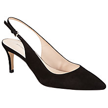 Buy John Lewis Abby Sling Back Court Shoes Online at johnlewis.com