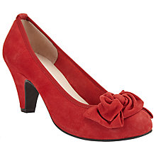 Buy John Lewis Annabelle Block Heeled Court Shoes Online at johnlewis.com