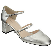 Buy John Lewis Multi Strap Court Shoes Online at johnlewis.com