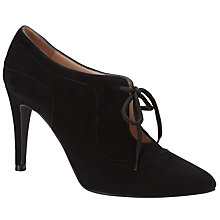 Buy John Lewis Oregan Stiletto Shoe Boots, Black Online at johnlewis.com