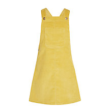 Buy John Lewis Girls' Fashion Corduroy Pinafore Online at johnlewis.com
