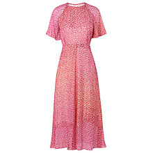 Buy L.K. Bennett Silk Madison Dress, Multi Online at johnlewis.com