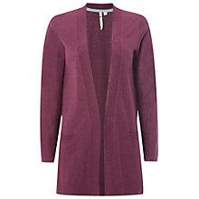 Buy White Stuff Totally Tropical Cardigan, Mon Purple Online at johnlewis.com