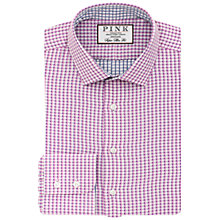 Buy Thomas Pink Pauling Check Super Slim Fit Shirt Online at johnlewis.com