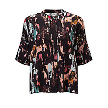 Buy Kin by John Lewis Ariel Digital Print Top, Multi Online at johnlewis.com