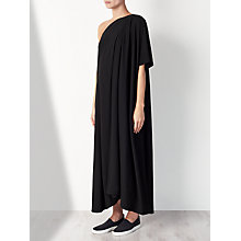Buy Kin by John Lewis Limited Edition One Sleeve Oversized Dress, Black Online at johnlewis.com