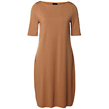 Buy Selected Femme Meg Dress, Camel Online at johnlewis.com