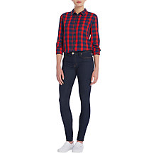 Buy Lee Jodee Regular Waist Super Skinny Jeans, One Wash Online at johnlewis.com